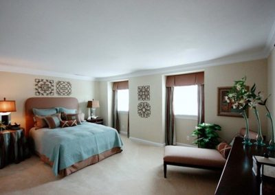 Walker's Chase large bedrooms with natural light